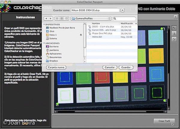 colorchecker-passport-3-seleccionar-crear-perfil-y-asignar-nombre