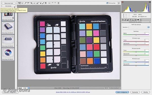 seleccionar-todas-las-fotos-y-pulsar-boton-sincronizar en Photoshop