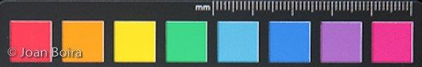Creación de un perfil de color de cámara con la carta ColorChecker Passport de X-Rite