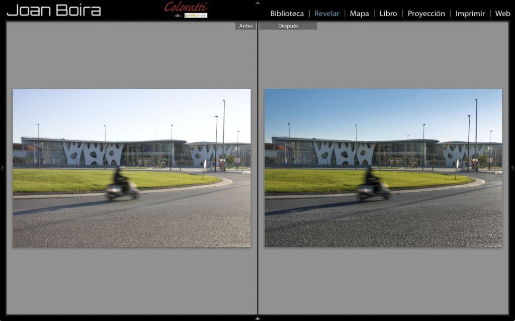 Cómo ajustar una foto en Lightroom 4 Videotutorial