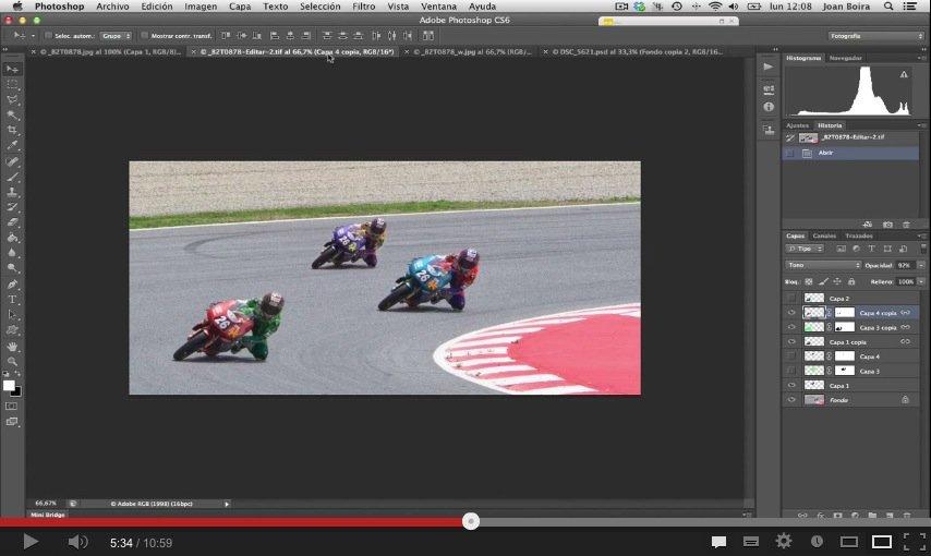 Qué son y cómo funcionan las capas en Photoshop. (Videotutorial)