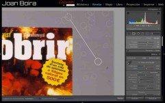 Eliminación de polvo y manchas en Photoshop y Lightroom