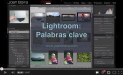 Lightroom: Palabras clave (Videotutorial)