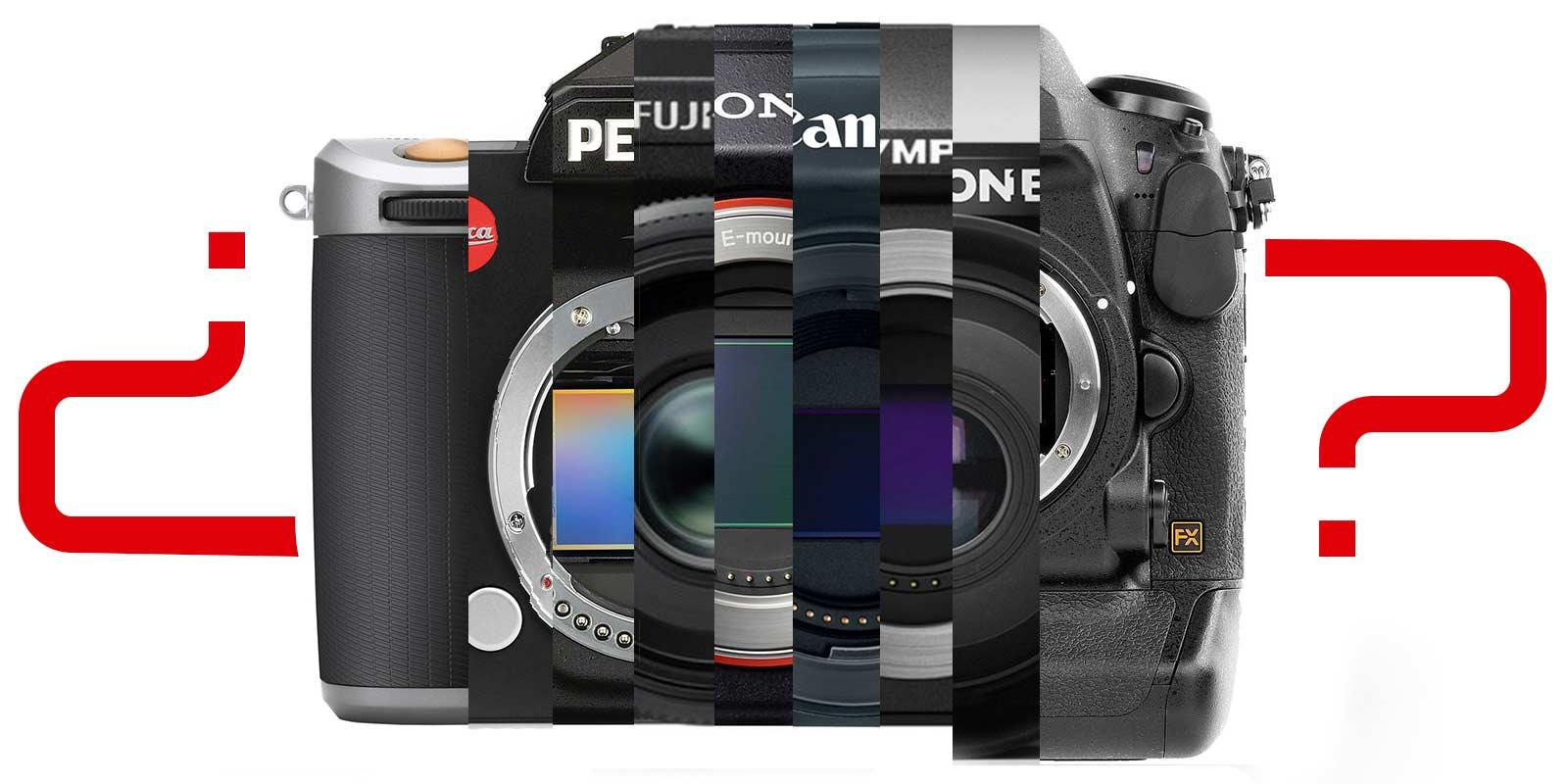 Guía para comprar una cámara fotográfica