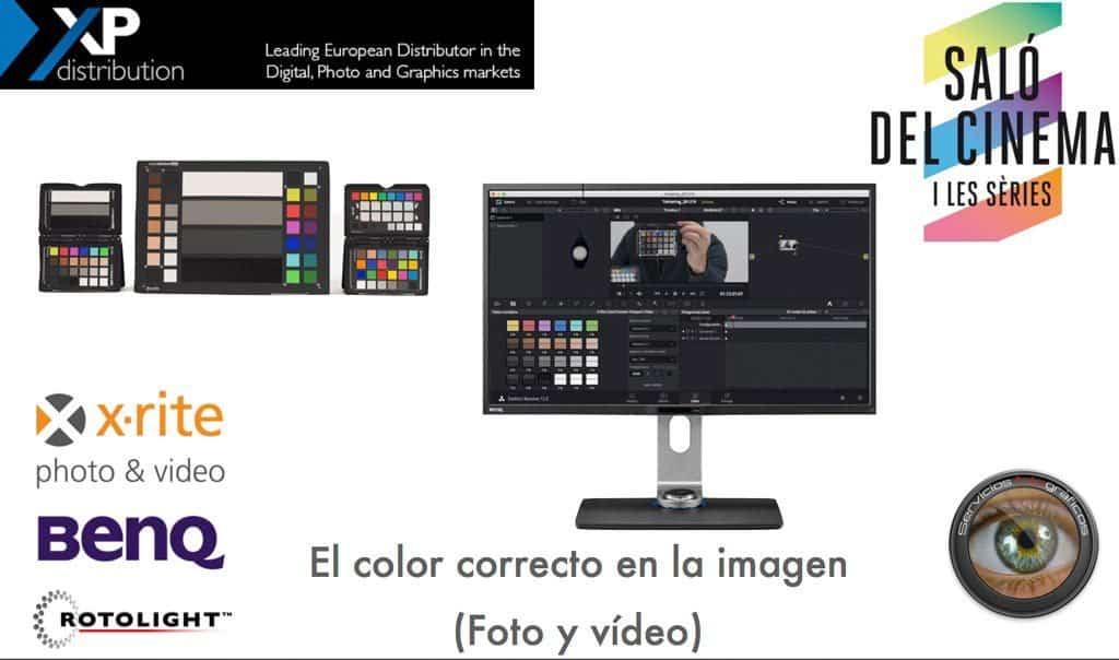 El color correcto en la imagen (Foto y vídeo)