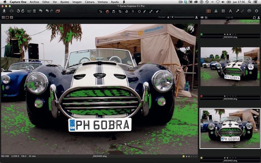 Capture One: Clasificación y sistema de trabajo para organizar las fotografías