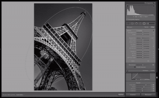 Curso de Blanco y negro con Lightroom