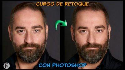Curso de retoque de retrato con Photoshop