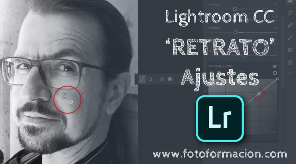Retrato con Lightroom CC