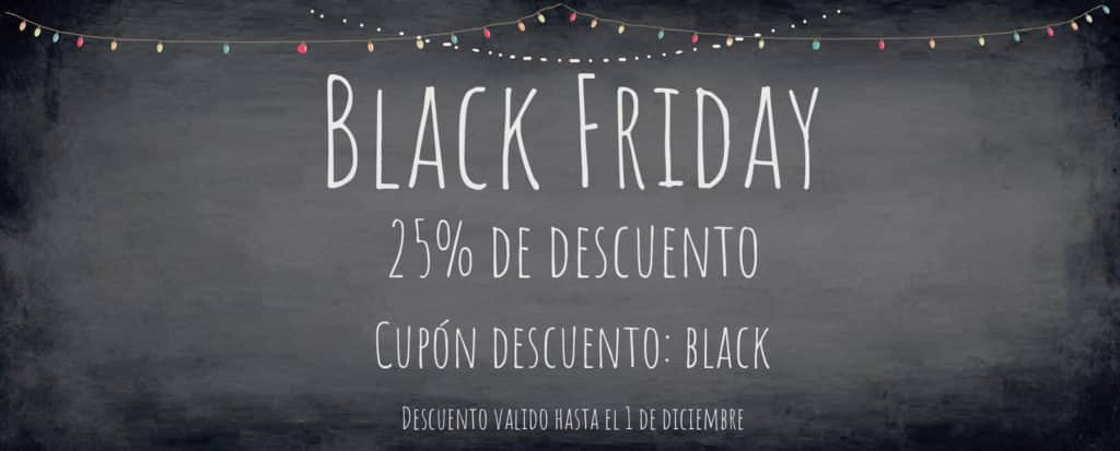 Black Friday Fotografía