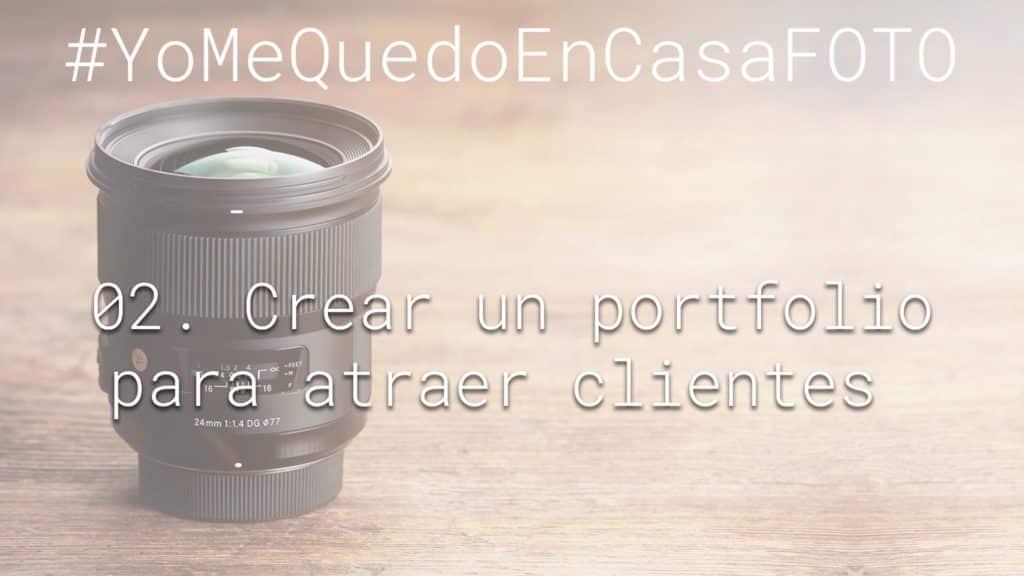 Crear un portfolio para atraer clientes