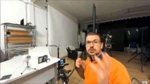 Cómo fotografiar productos en casa