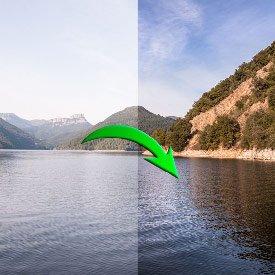 Clases de fotografía de paisaje