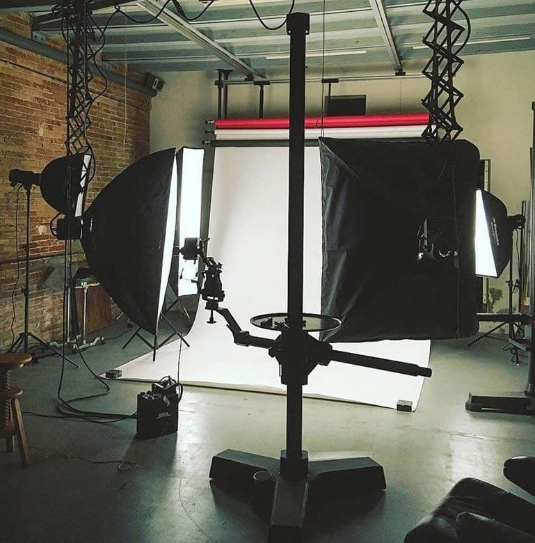 Clases de iluminación fotográfica