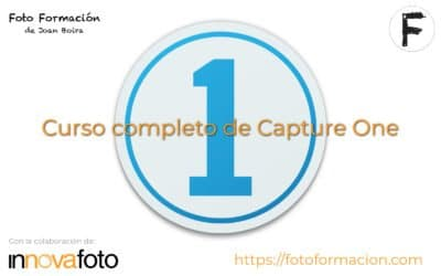 Curso completo de Capture One 20. Online