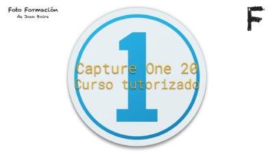 Curso tutorizado en directo sobre Capture One