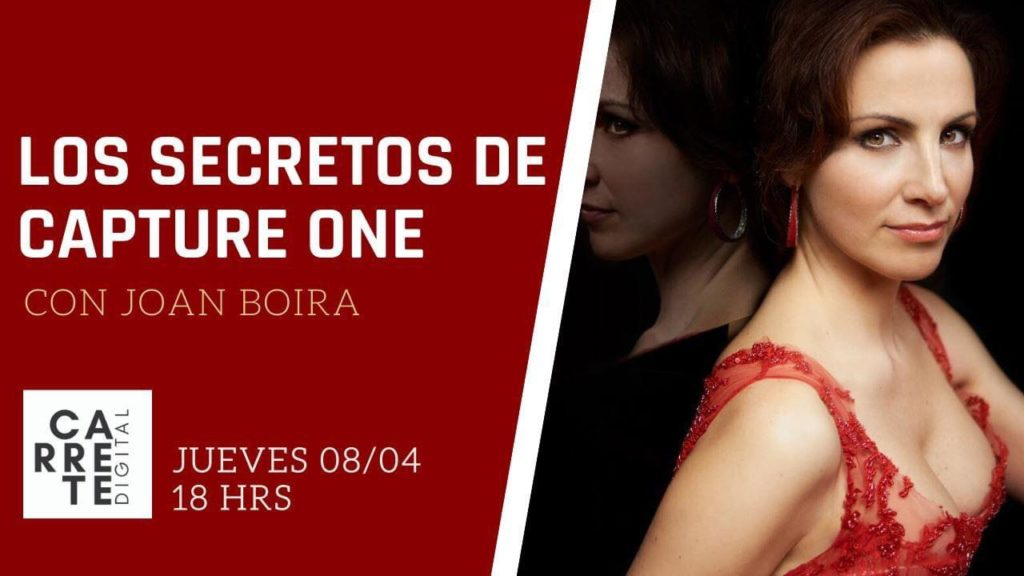LOS SECRETOS DE CAPTURE ONE