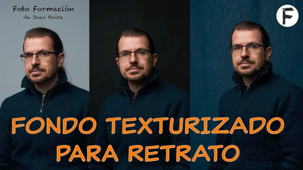 Fondo de textura para retrato