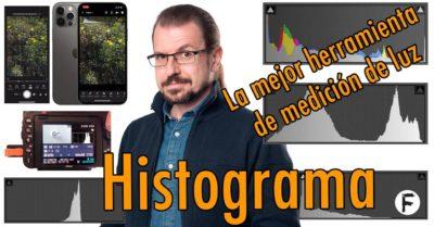 Entender el Histograma de forma fácil para realizar fotos o editar