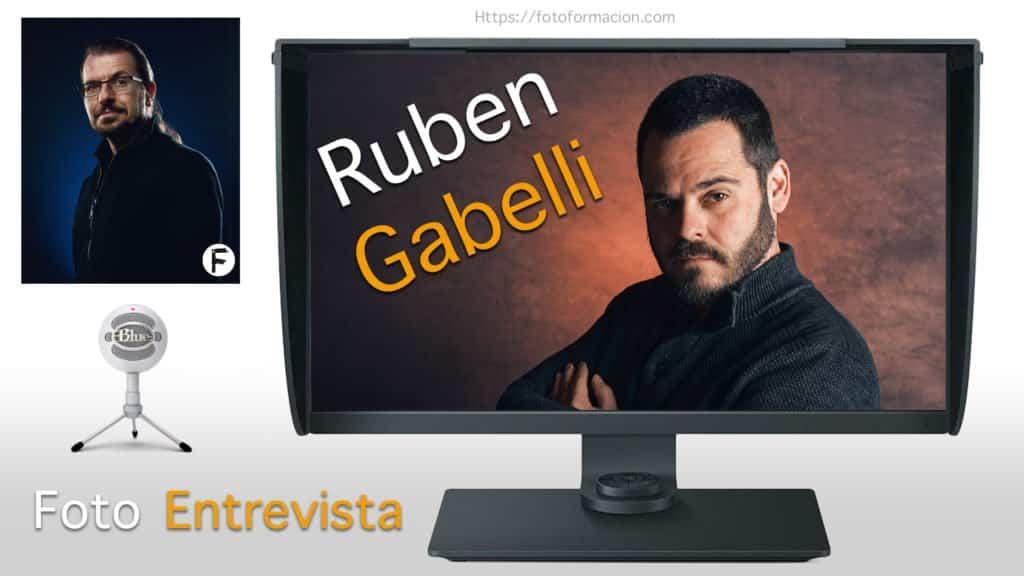 Foto Entrevista a Ruben Gabelli