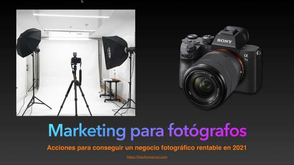 Marketing para fotógrafos en 2021