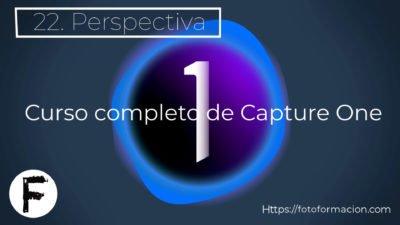 Capture-One. Perspectiva