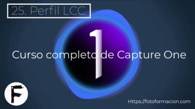 Capture One Perfil LCC